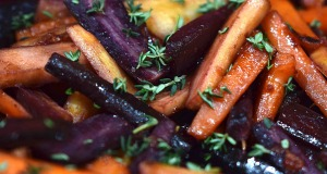 Carrot & Parsnip with Thyme