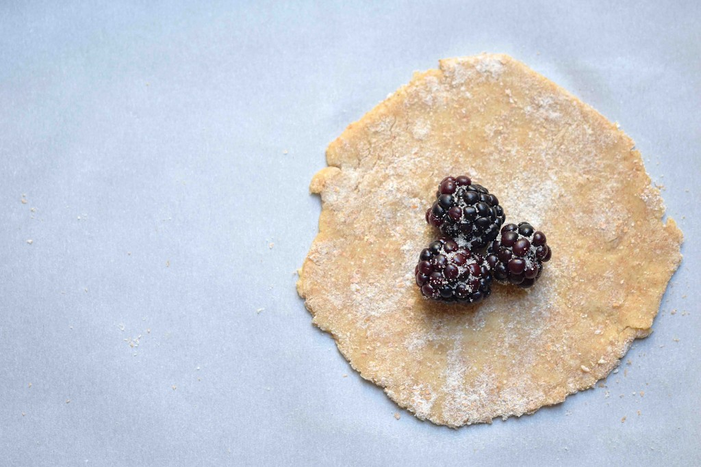 blackberry galette recipe