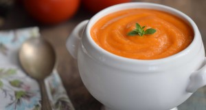 Three Ingredient Tomato Soup