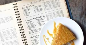 Grandma's Plain Butter Cake
