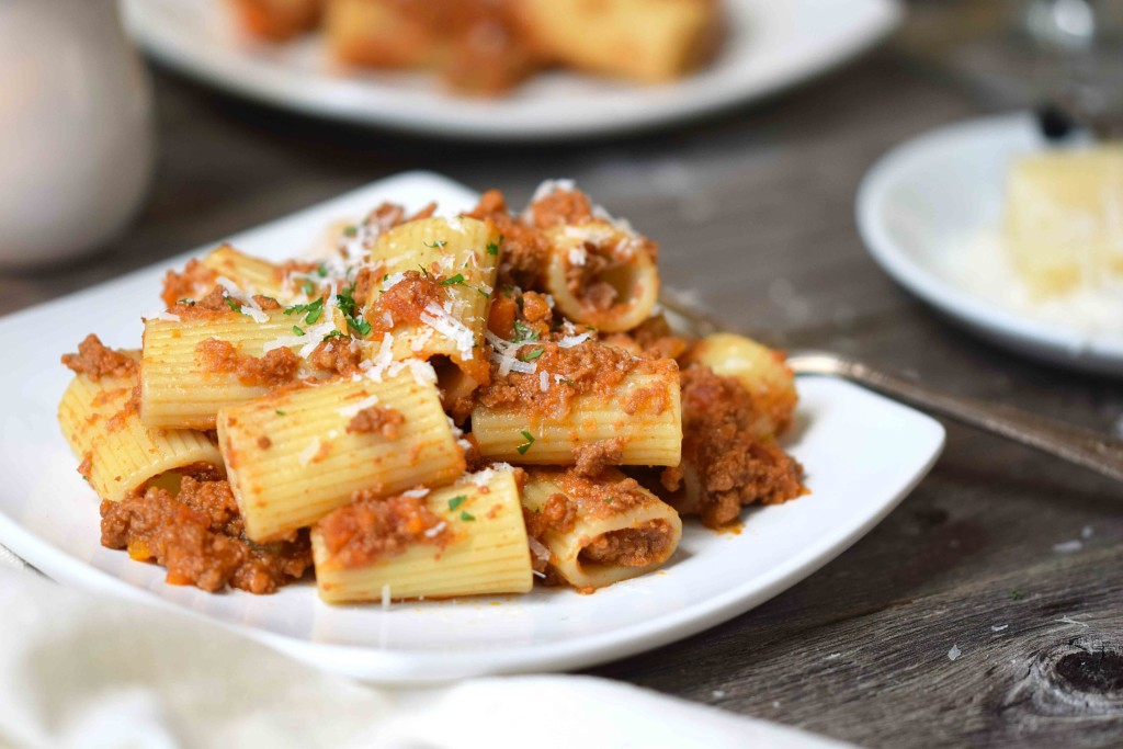 Authentic Bolognese Sauce from Scratch
