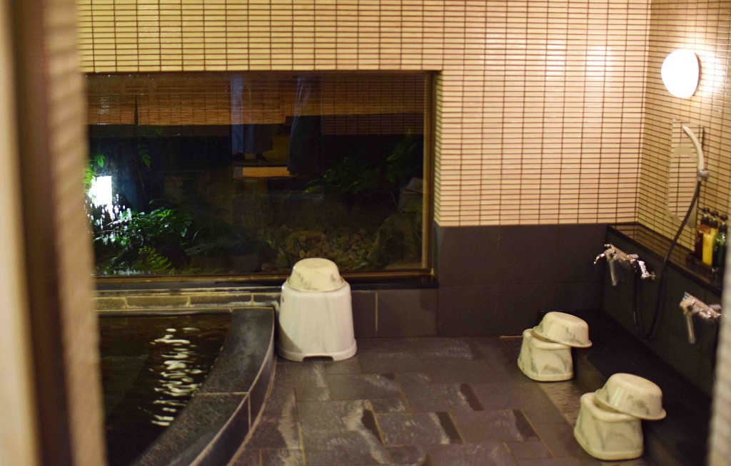 onsen private bath