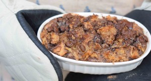 Classic Chocolate Bread Pudding