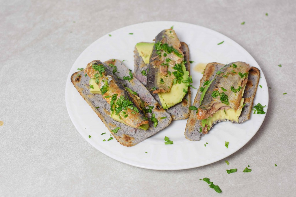how to eat sardines recipe