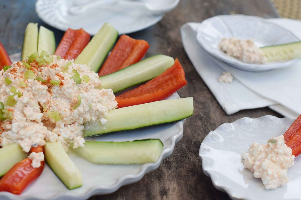 hungarian cottage cheese dip