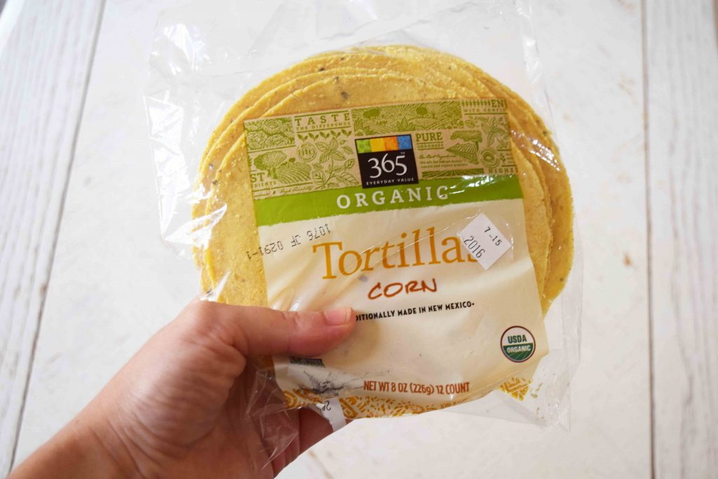 tortillas for migas