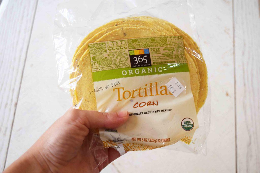 tortillas for migas